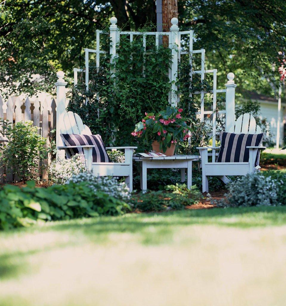 Cozy Backyard Corners
